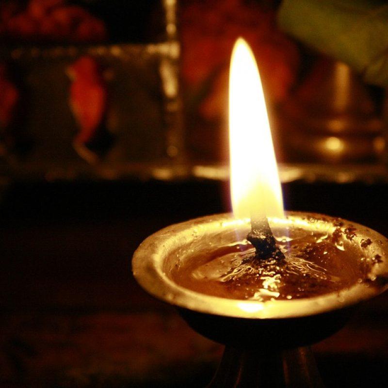 May 21 - Prayer & Incantation