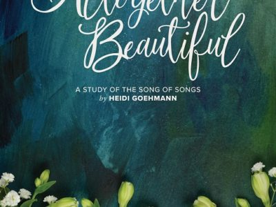 Women's Bible Study:  Altogether Beautiful