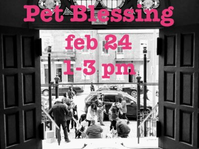 Pet Blessing 2019