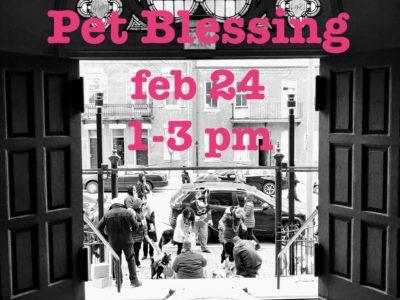 Pet Blessing 2019