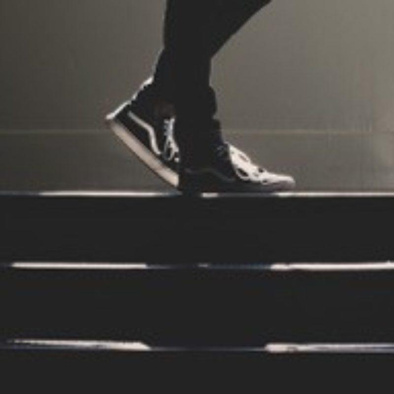 October 13 - Stairways That Only Go Upward
