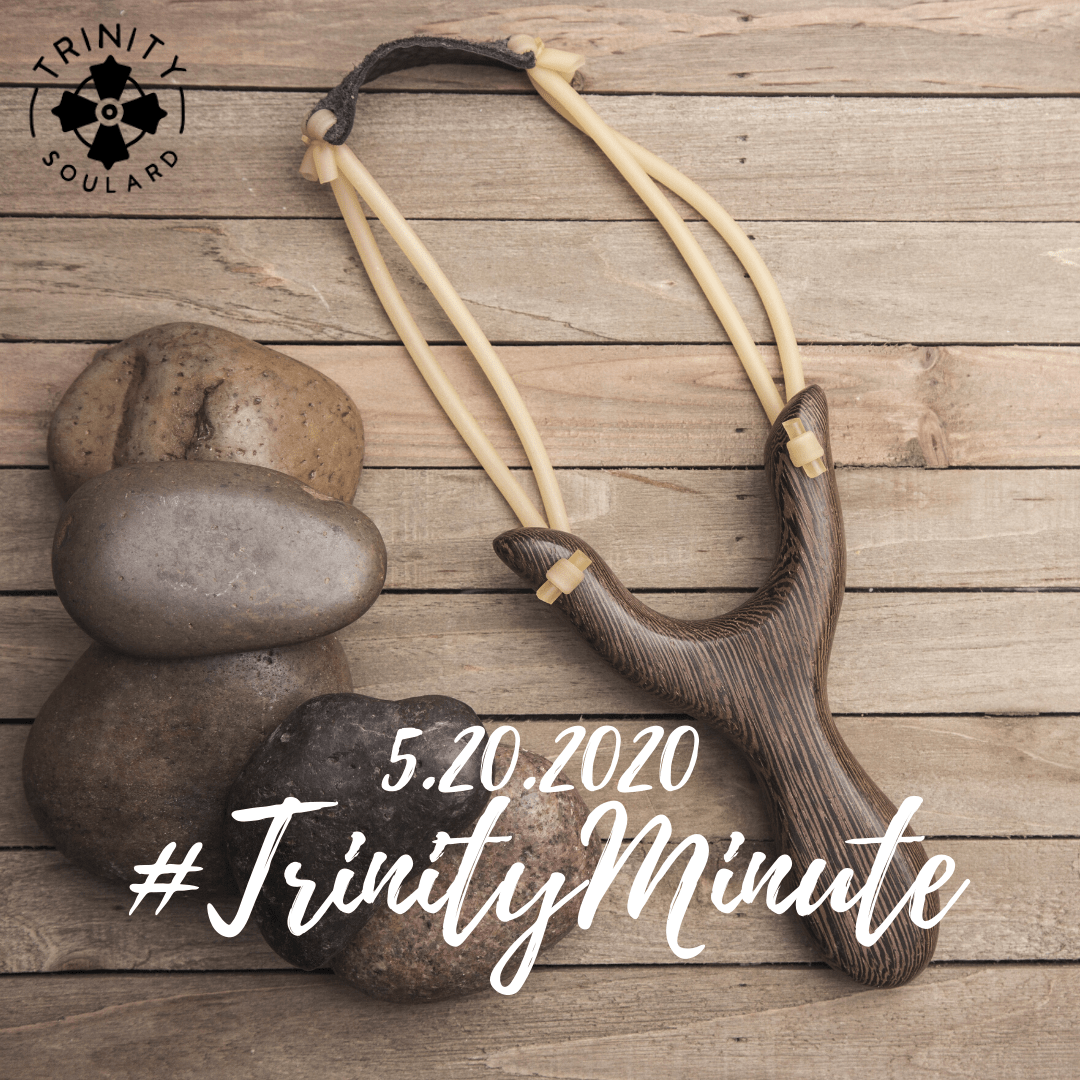 #TrinityMinute 5.20.2020