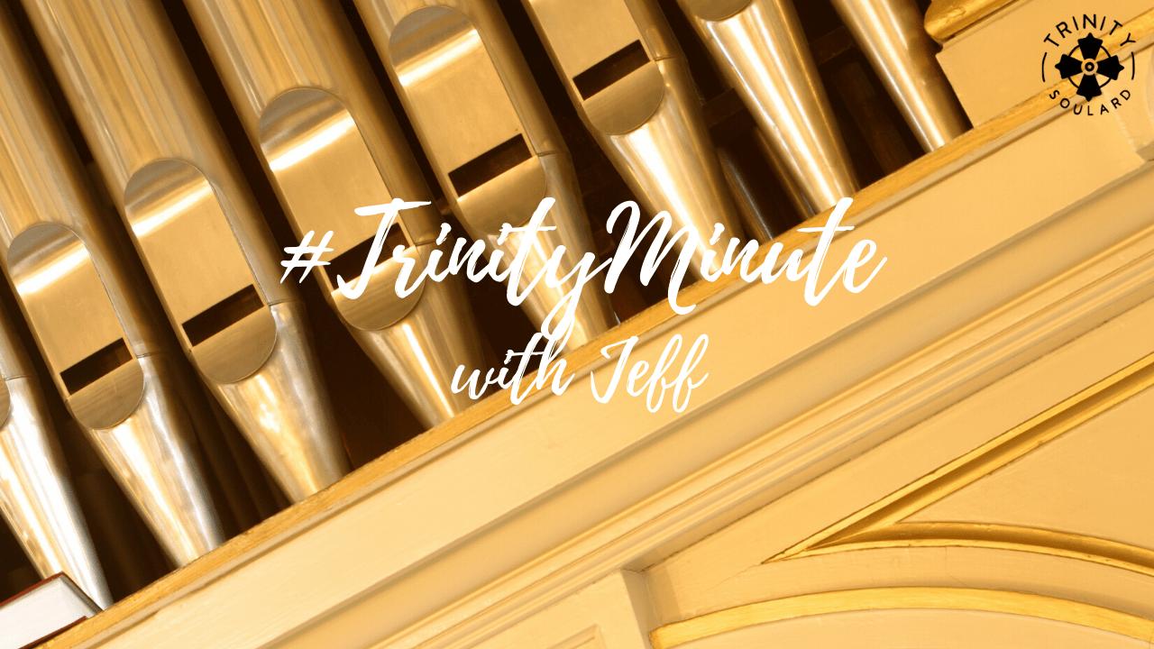 #TrinityMinute 8.3.2020