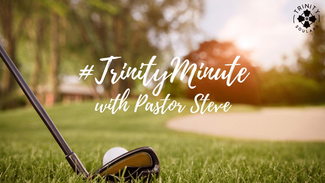 #TrinityMinute 7.8.2020