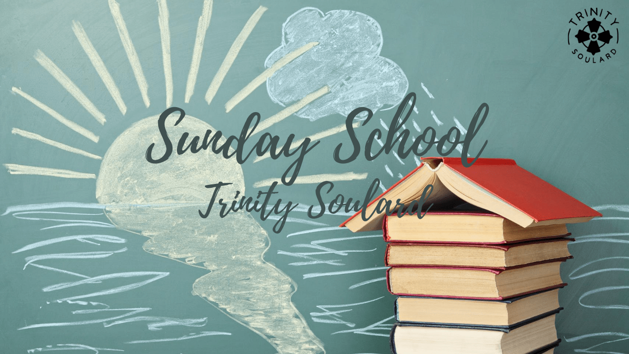 Sunday School 11.8.2020